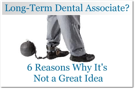 Buying a Dental Practice- why long term associateships is not a good idea