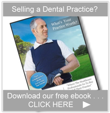 how to sell my dental practice